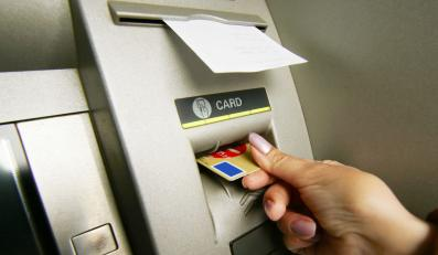 Bankomat, zdjęcie ilustracyjne