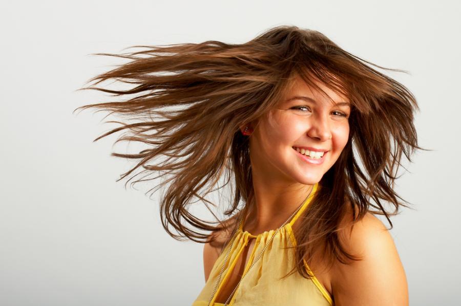 Pielęgnacja włosów jest możliwa bez użycia szamponu