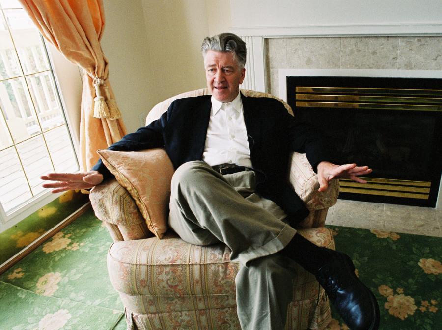 David Lynch w filmie \