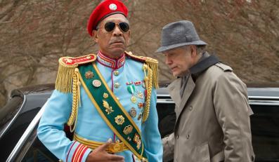 """""""RED"""": Morgan Freeman i John Malkovich"""