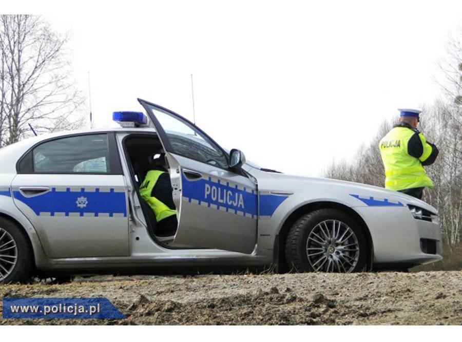 Patrol policji