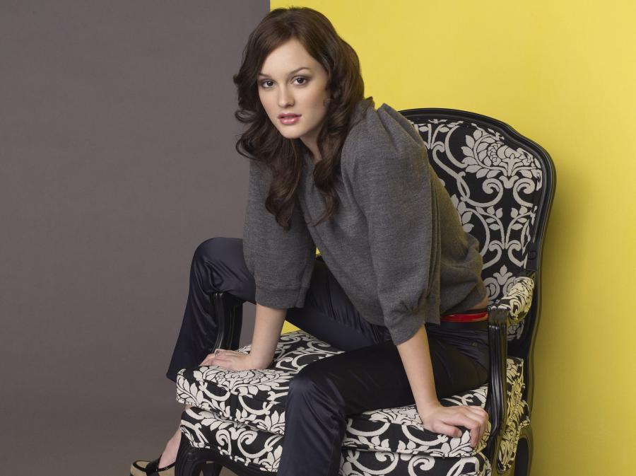 Leighton Meester w serialu \