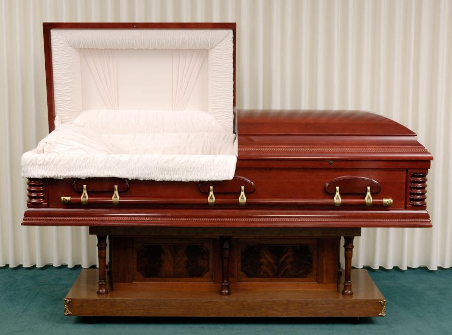 Firmy pogrzebowe znalazły nową niszę