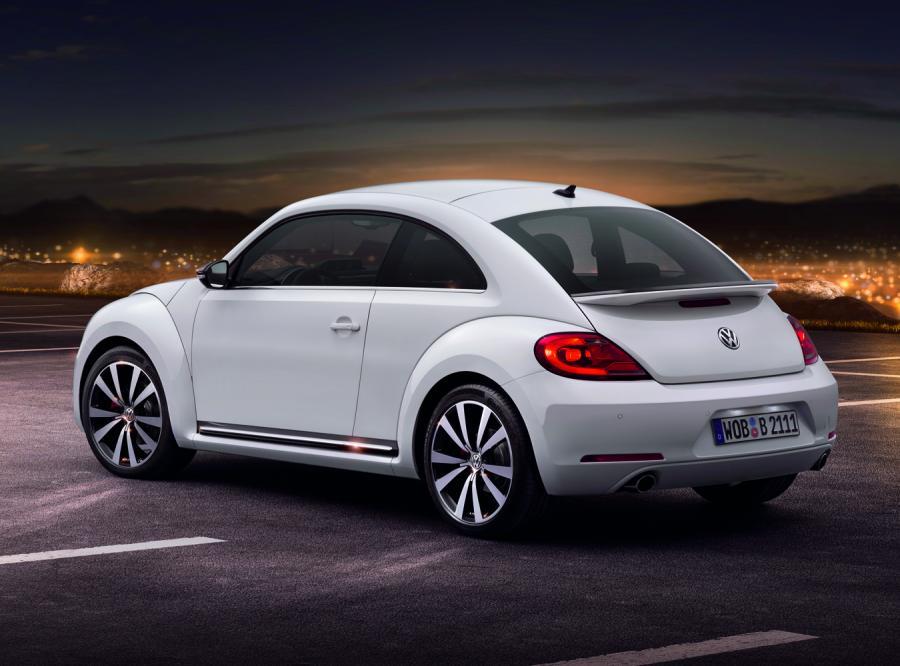 Volkswagen beetle na Starym Kontynencie będzie dostępny pod koniec 2011 roku