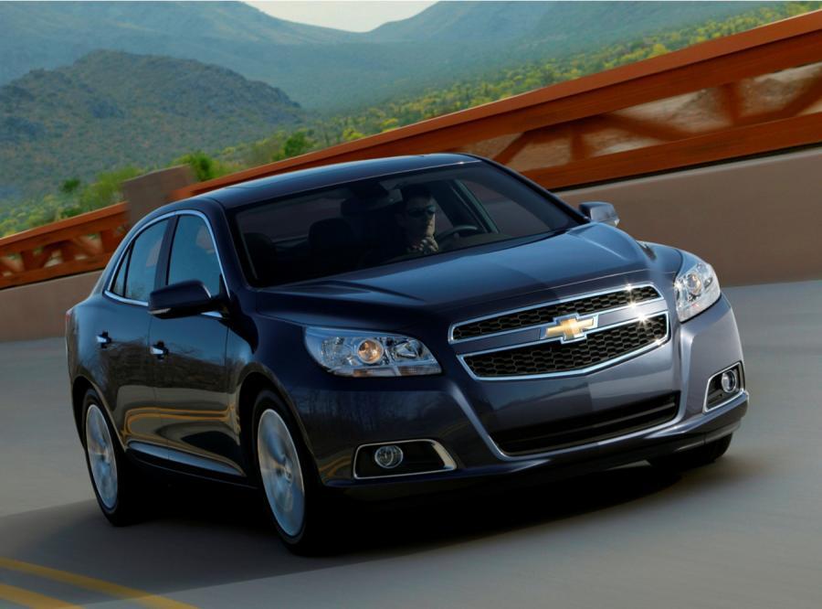 Nowy Chevrolet Malibu