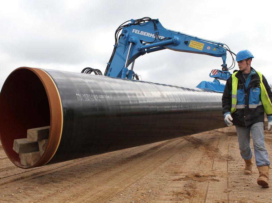 Nord Stream rośnie i blokuje Szczecin i Świnoujście