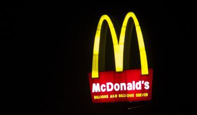 Pierwszy wegetariański McDonald's stanie w Indiach