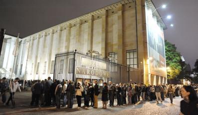 Noc Muzeów - Muzeum Narodowe