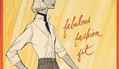 100 lat! 75. urodziny dżinsów dla kobiet