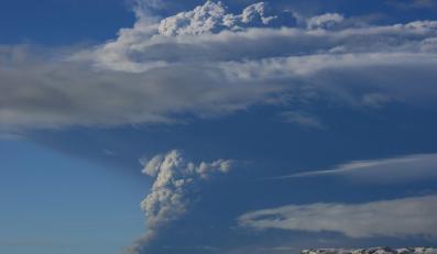 Erupcja Grimsvotn zaczęła się w sobotę