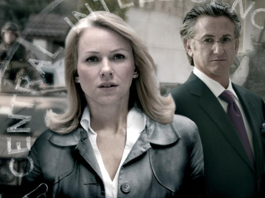 Sean Penn i Naomi Watts w politycznej rozgrywce