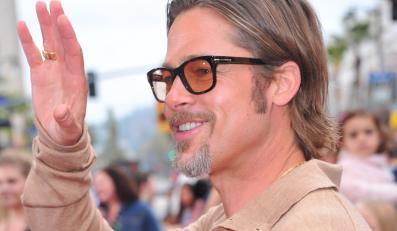 Brad Pitt: Lubię filmy, które przynoszą duże zyski
