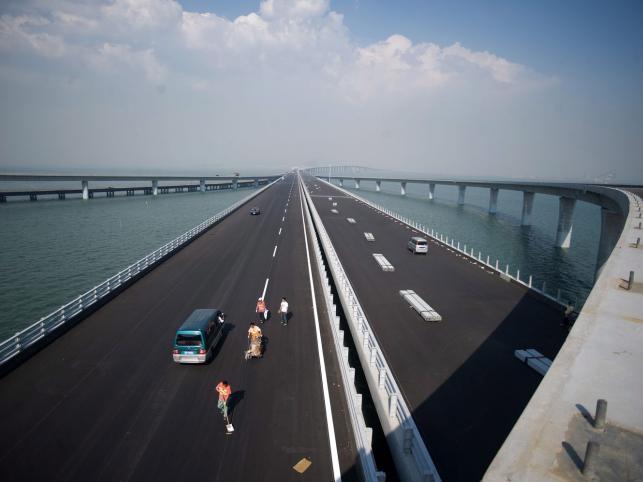 To będzie najdłuższy most nad oceanem na świecie