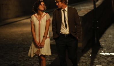 """Marion Cotillard i Owen Wilson w """"Midnight in Paris"""""""