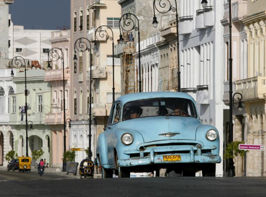 Hawana - stolica Kuby