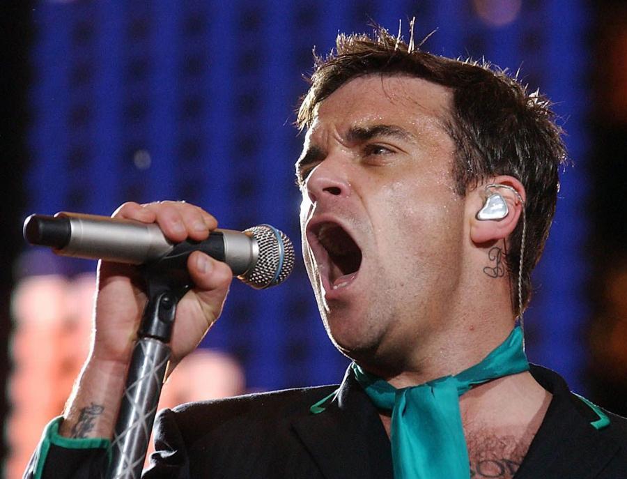 Robbie Williams planuje na własną rękę