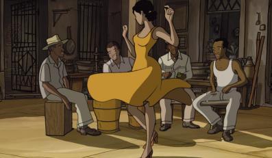 Chico i Rita śpiewają o miłości w gorącej Hawanie