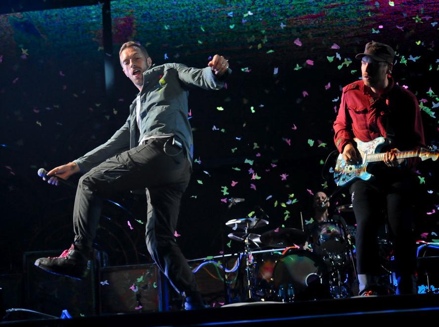 Coldplay na gdyńskim Open\'erze