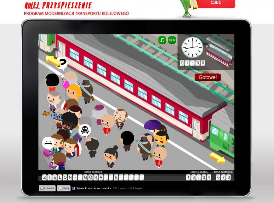 Ile osób wciśniesz do jednego pociągu? Sprawdź z SLD