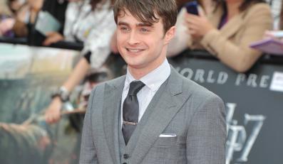 Daniel Radcliffe: Musiałem się szybko uczyć po drodze