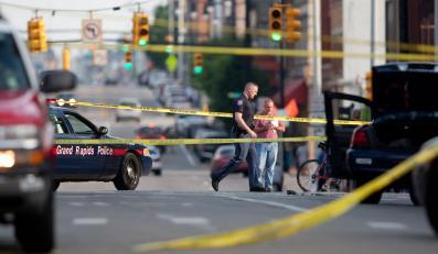 Strzelanina w Grand Rapids