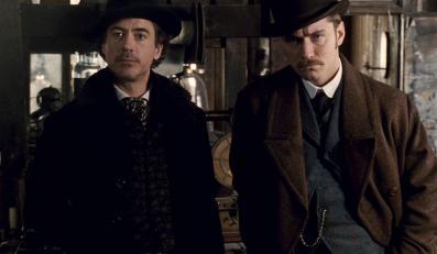Robert Downey Jr. i Jude   Law
