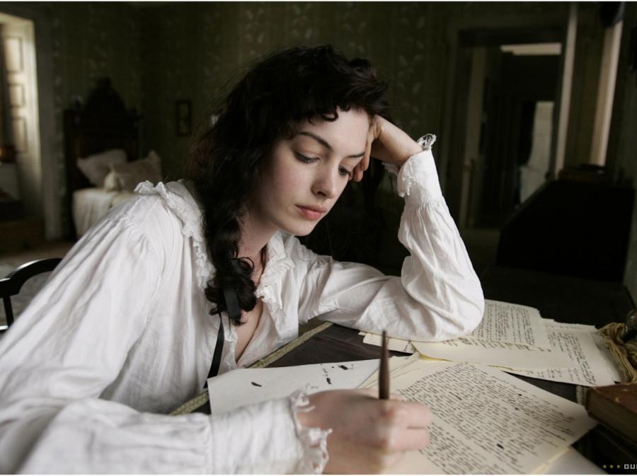 Anne Hathaway jako \