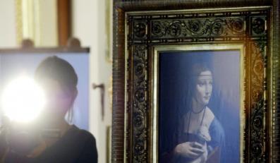"""Muzeum Czartoryskich zastanawia się nad wyjazdem """"Damy z gronostajem"""""""