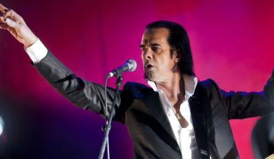 Nick Cave rozniesie Wyspę Słodową, to pewne