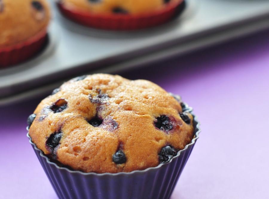 Duży muffin - 318 kcal