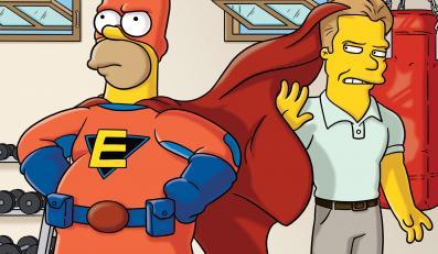 """Kreskówka """"The Simpsons"""" zajęła 12. miejsce w rankingu najzdrowszych bajek dla dzieci"""