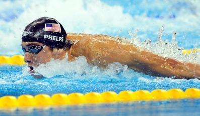 Phelps rozpoczął przygotowania do igrzysk w Londynie
