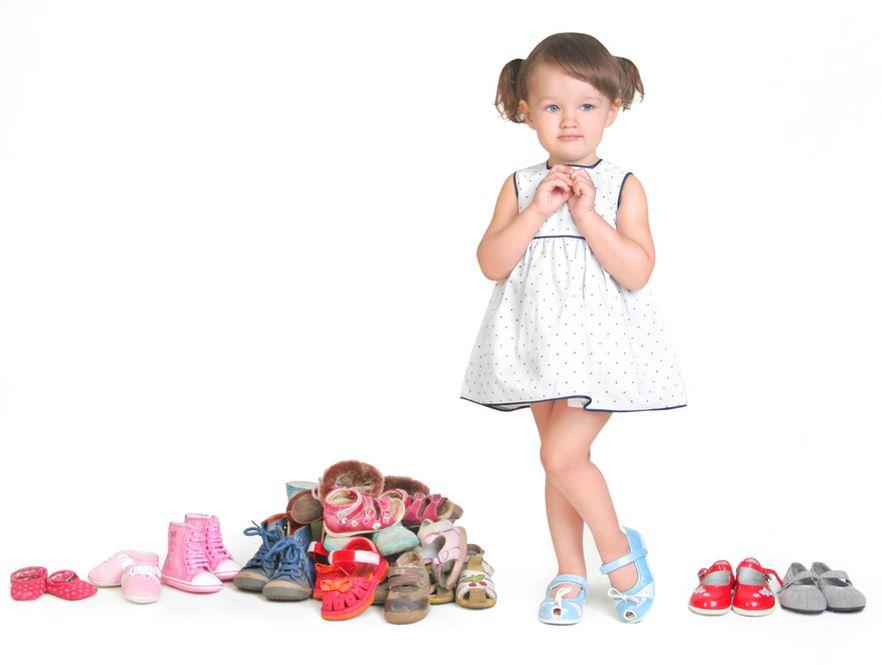 Jak wybrać najlepsze obuwie dziecięce?