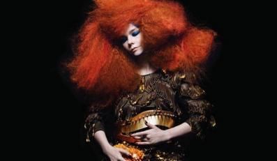 """Björk opublikowała klip do """"Mutual Core"""""""