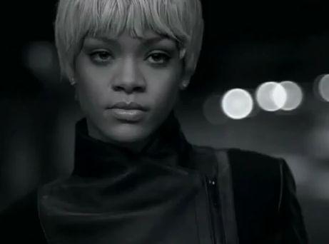 Rihanna w reklamie Armani Jeans