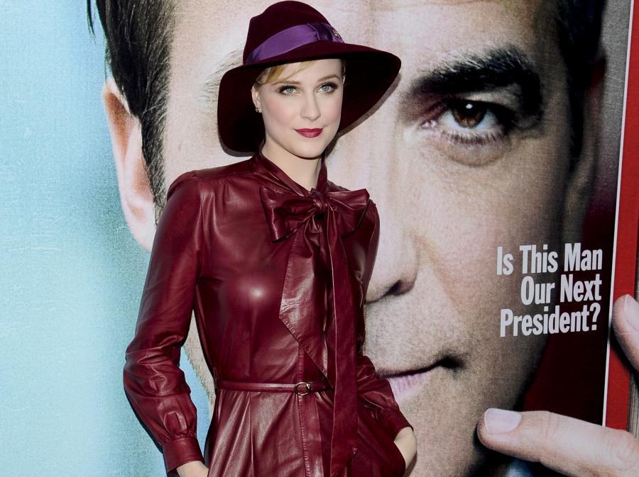Evan Rachel Wood chce się bić