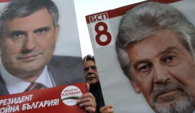 Ivailo Kalvin i Stefan Danailov, kandydaci w wyborach prezydenckich w Bułgarii