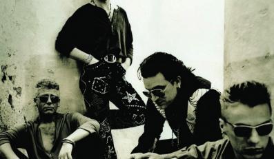 """U2 z czasów """"Achtung Baby"""""""