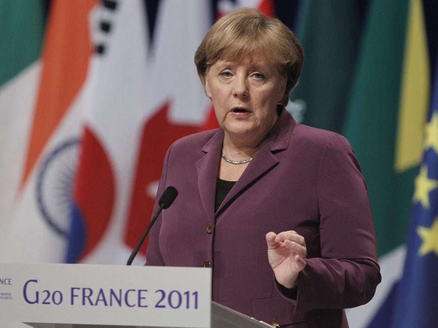Merkel zdradza prawdziwy cel Niemiec