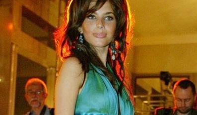 Weronika Rosati zagra w filmie z Chrisem Brownem