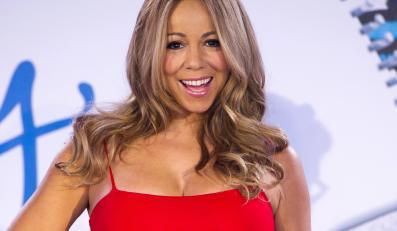 Mariah Carey już świątecznie