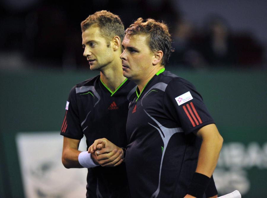 Marcin Mtkowski (z prawej)