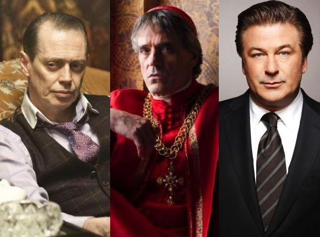 Gwiazdy kina w serialach