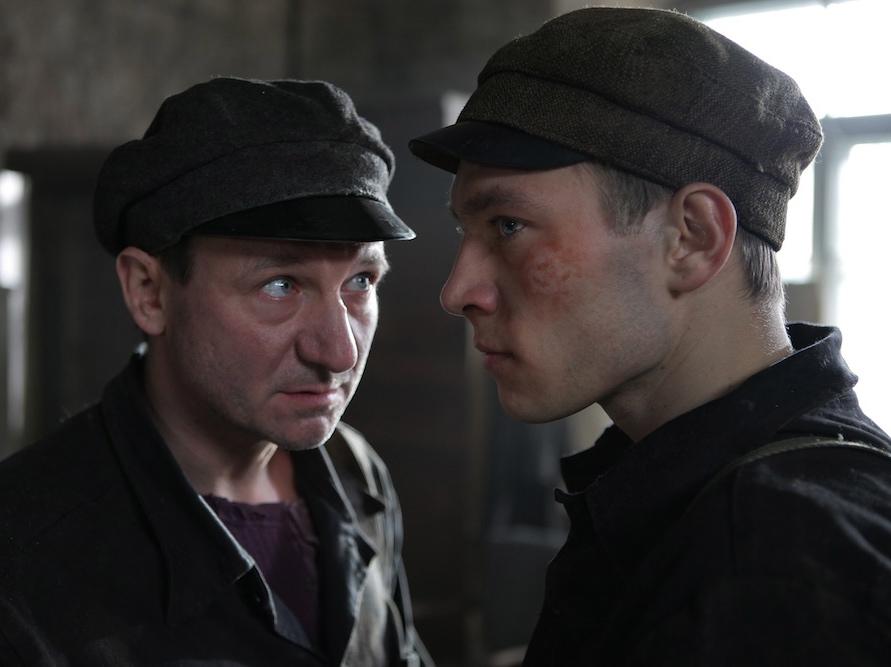 Robert Więckiewicz polskim Seanem Pennem