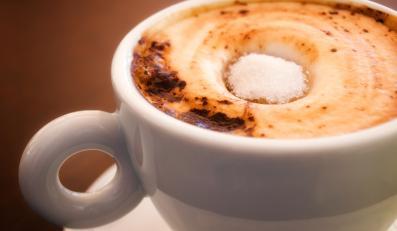 Kto by pomyślał, że od kawy można przytyć?