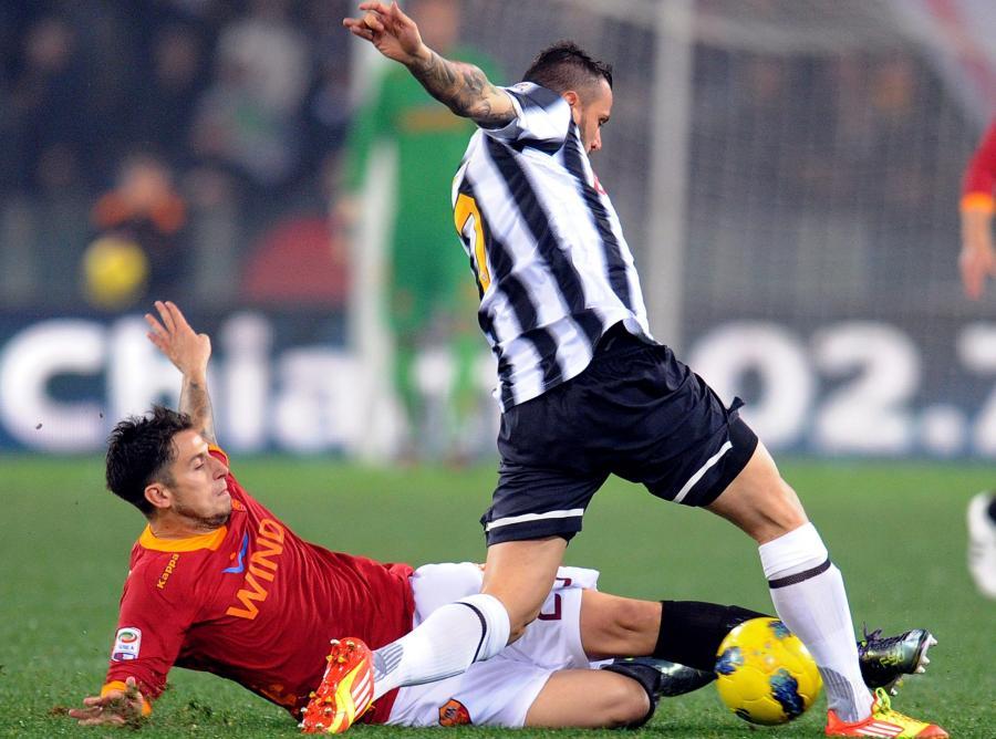 Roma zremisowała z Juventusem