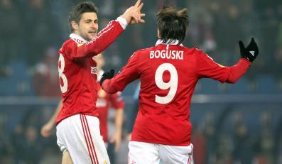 Wisła i Legia już zarobiły po 1 620 tys. euro