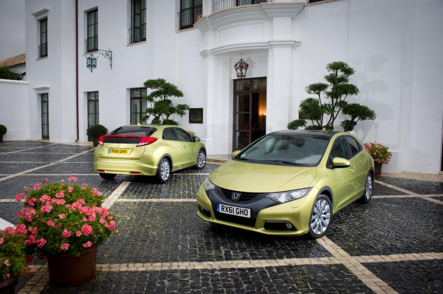 Honda - 13. miejsce w klasyfikacji producentów w raporcie J.D. Power