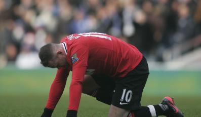 Rooney sprawił sobie i żonie prezent za 100 tys. funtów