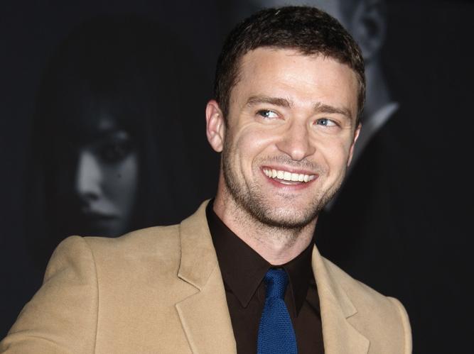 Justin Timberlake w w \